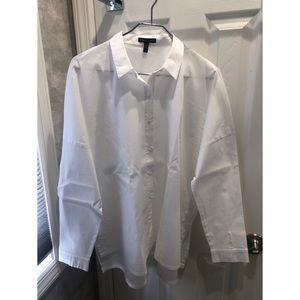Eileen Fisher Button Down Shirt
